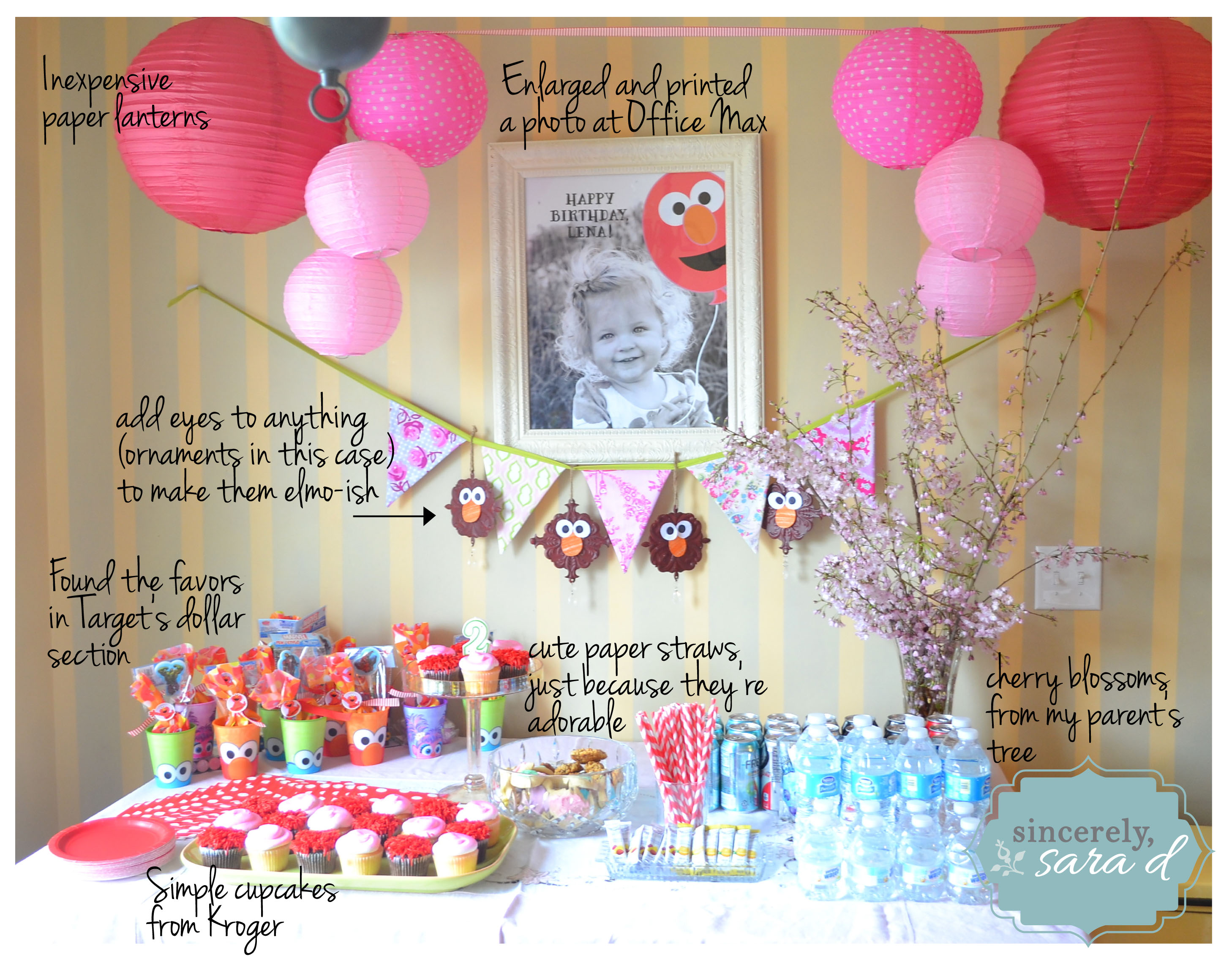Simple Birthday Decoration Ideas At Home Bday8